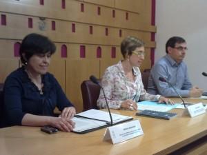 Alba Cañadas, presentación Agenda 21