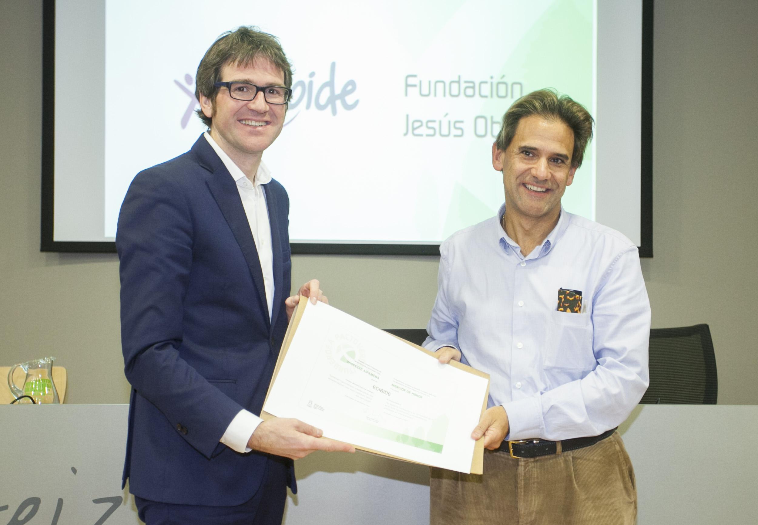 Los ii premios pacto verde reconocen las buenas pr cticas - Granja de usama ...