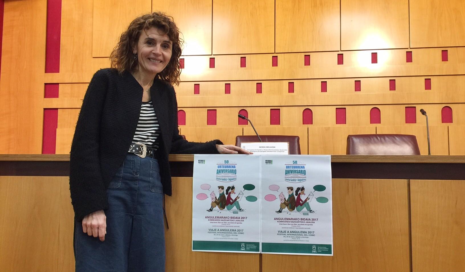 Vitoria gasteiz iniciar la celebraci n del 50 aniversario for Trabajo en vitoria gasteiz
