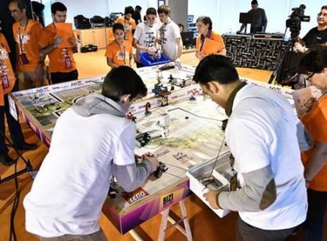 First lego league euskadi notas de prensa for Trabajo en vitoria gasteiz