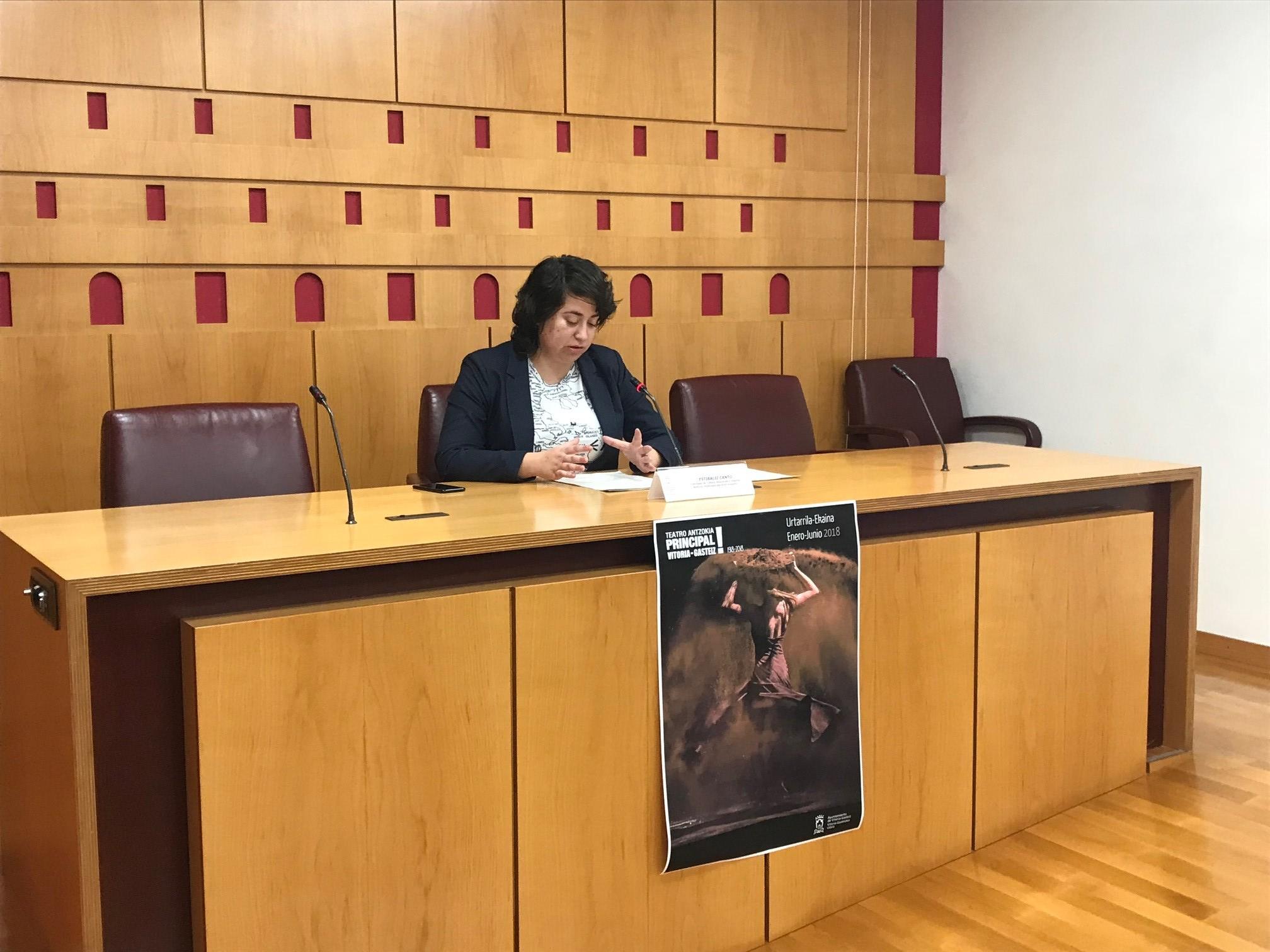 Teatro Principal Antzokia Notas De Prensa