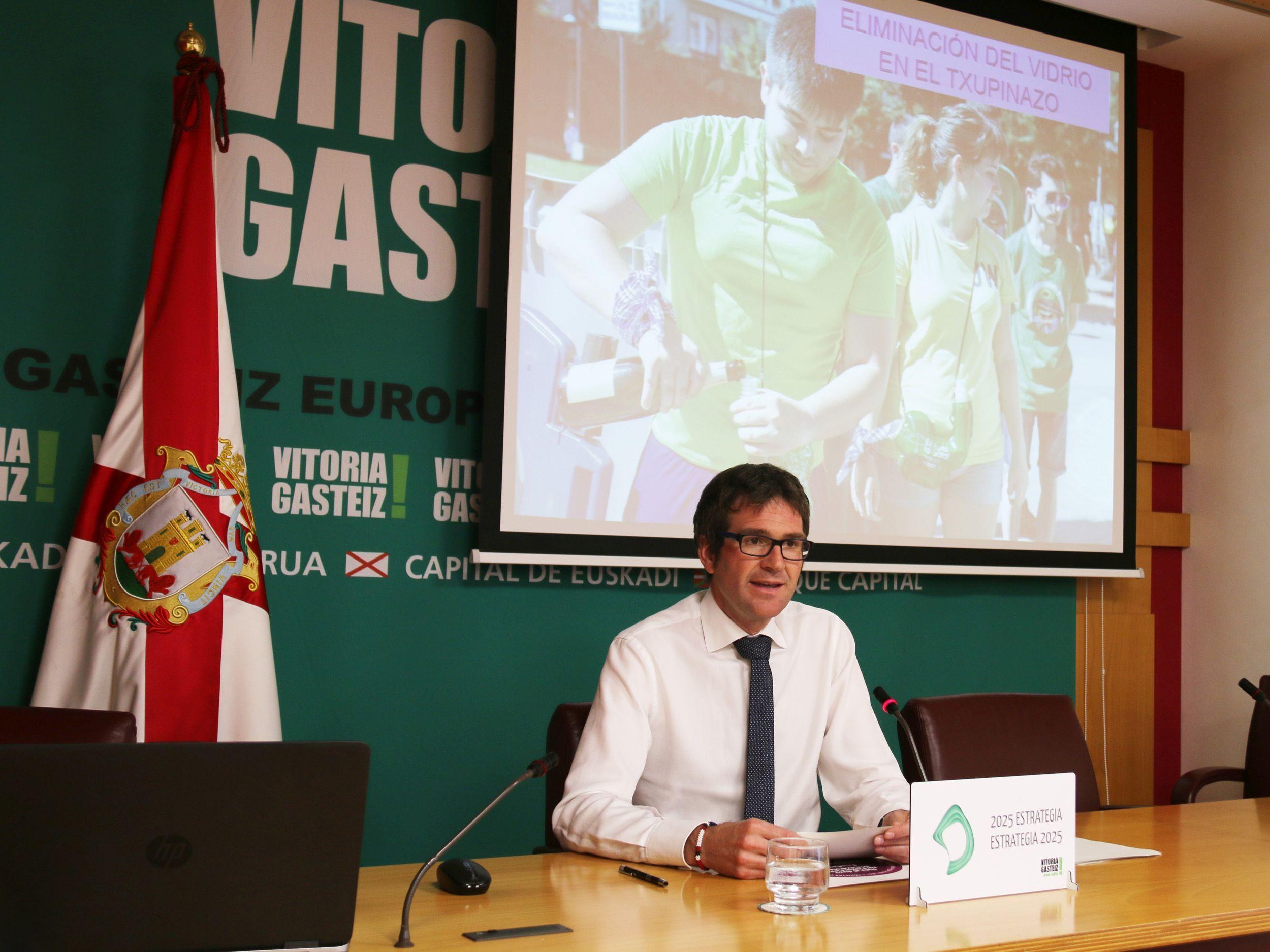 Vitoria-Gasteiz ultima los preparativos para vivir unas fiestas con ...