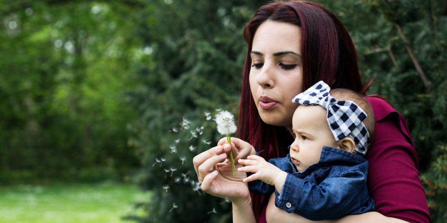 madres jóvenes