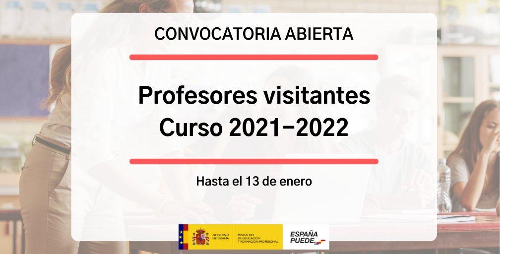 Profesores visitantes
