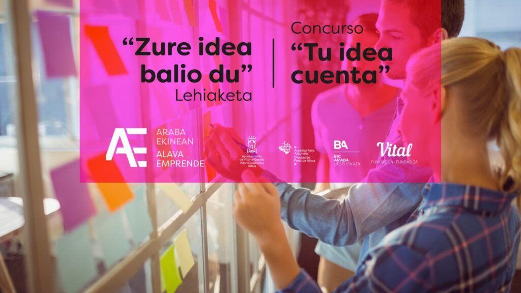 Tu idea cuenta