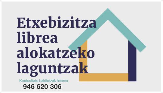 Etxebizitza alokaitzeko laguntzak